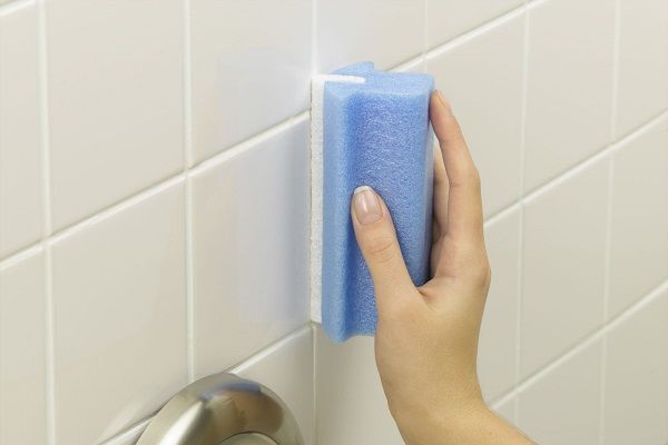 запах плесени в ванной