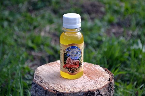 кедровое масло от комаров