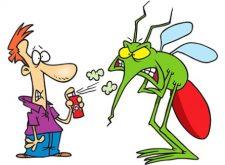 Как подобрать эффективное средство от комаров?